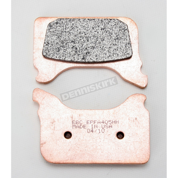 EBC Front Extreme Performance Sintered Metal Brake Pads - EPFA405HH