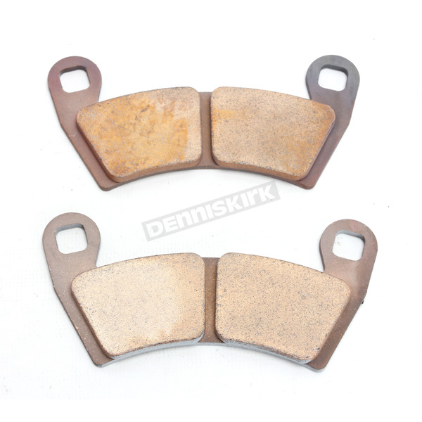 Moose Front Sintered Metal Brake Pads - 1721-1229