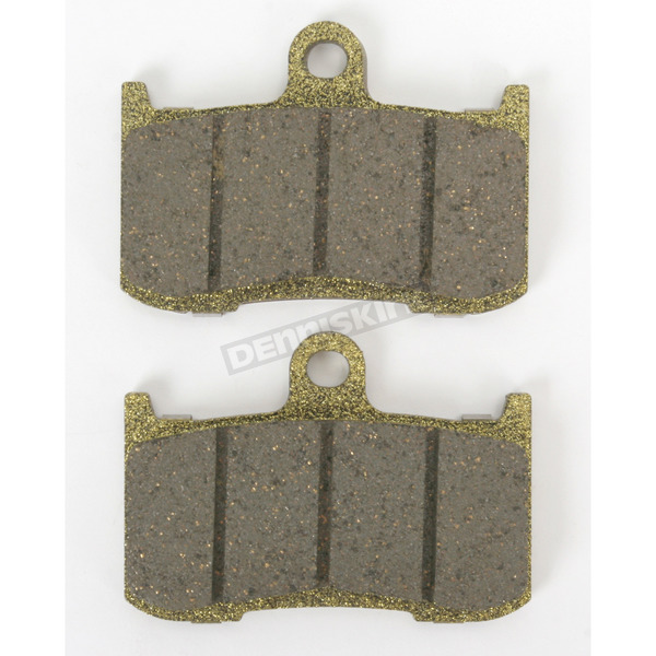 Lyndall Racing Brakes Gold+ Organic Brake Pads - 7175-GOLDPLUS
