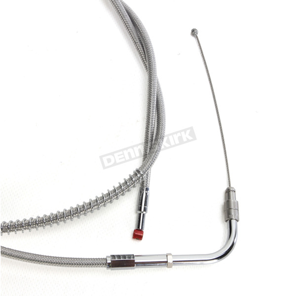 Barnett 51.5 in. Stainless Steel Throttle Cable - 102-30-30020-8