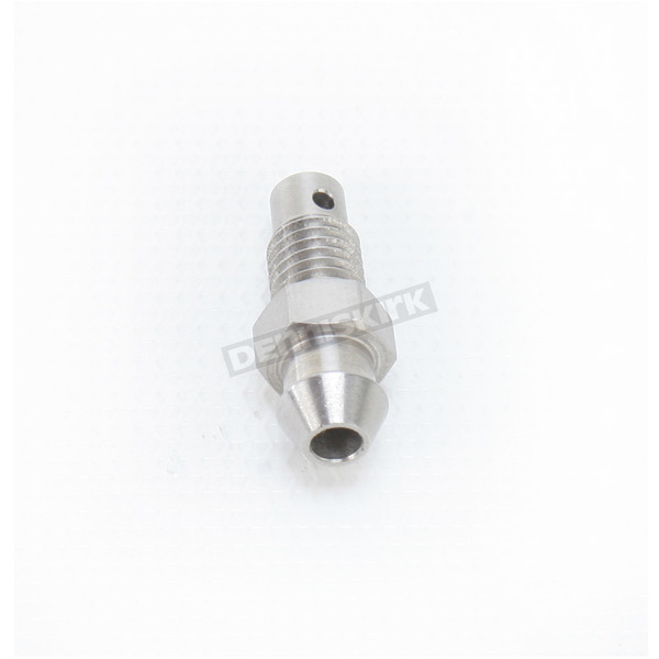 Goodridge 1/4 in. -20 Stainless Steel Bleeder Nipple - BN704C