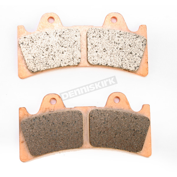 Drag Specialties Sintered Metal Brake Pads for Custom Calipers  - 1721-1361