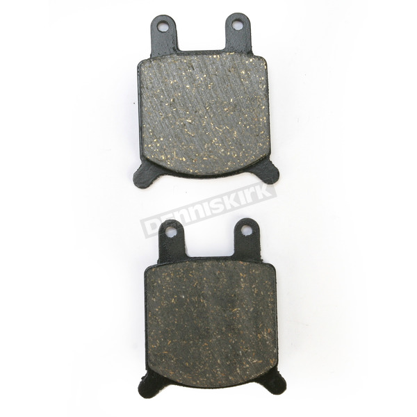 Drag Specialties Organic Kevlar® Brake Pads for Custom Calipers  - 1720-0201