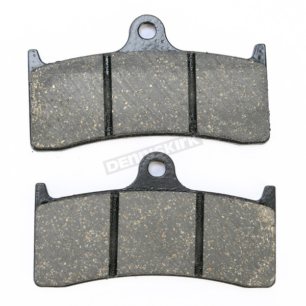 Drag Specialties Organic Kevlar® Brake Pads for Custom Calipers  - 1720-0215