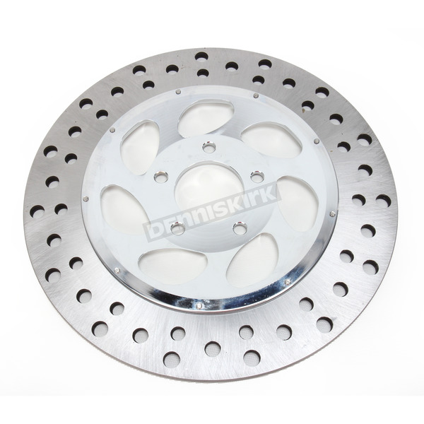 RC Components 11.8 Inch Drifter Floating Two-Piece Brake Rotor - ZSS2P3101CRR2H