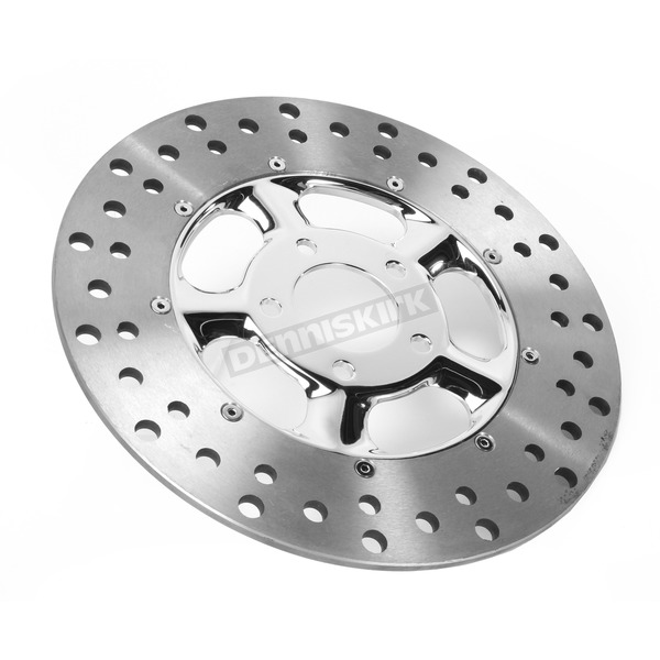 RC Components 11.8 Inch Nitro Floating Two-Piece Brake Rotor - ZSS2P392CRR2K