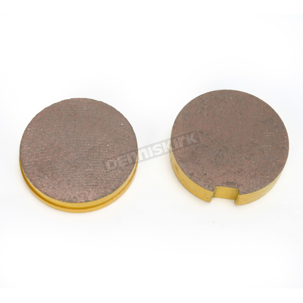 EBC Double-H Sintered Metal Brake Pads - FA55HH
