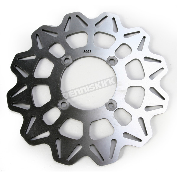 EBC Rear Stainless Vee Brake Rotor - VR3002