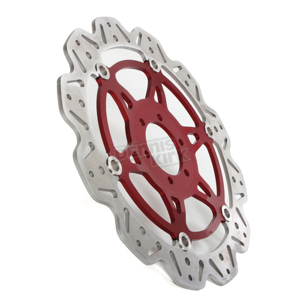 EBC Front Red Vee Brake Rotor - VR2003RED