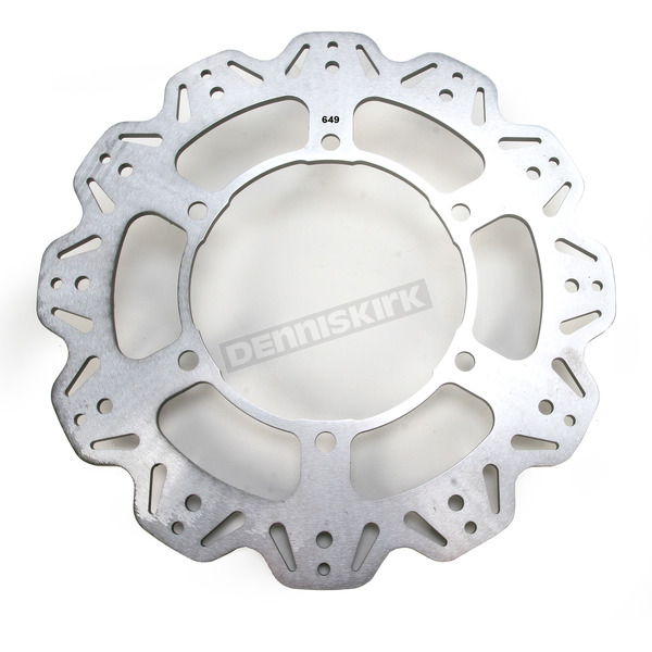 EBC Front Stainless CX Extreme Vee Brake Rotor - MD649CX
