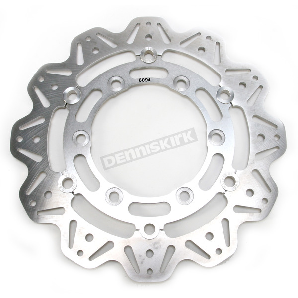EBC Front Stainless CX Extreme Vee Brake Rotor - MD6094CX