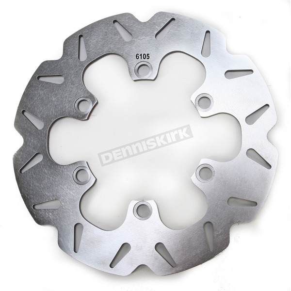 Rear Stainless CX Extreme Vee Brake Rotor - MD6105CX