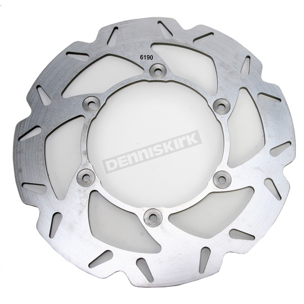 EBC Rear Stainless CX Extreme Vee Brake Rotor - MD6190CX