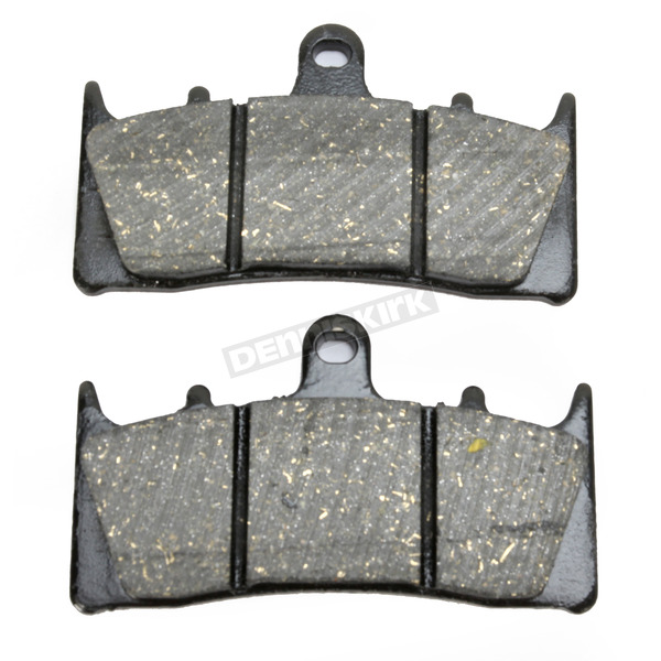 Drag Specialties Organic Kevlar® Brake Pads for Custom Calipers  - 1720-0260