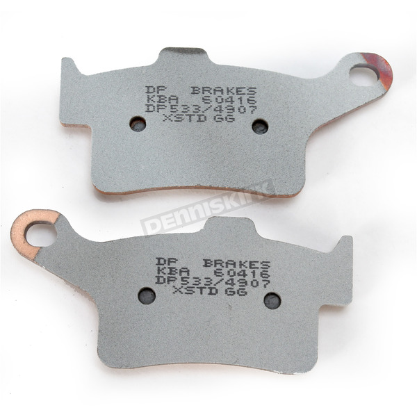 DP Brakes Standard Sintered Metal Brake Pads  - DP533