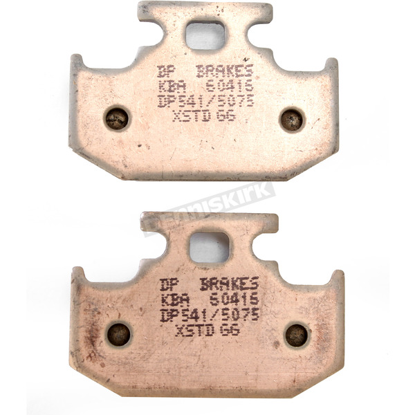 DP Brakes Standard Parking Brake Pads - DP541