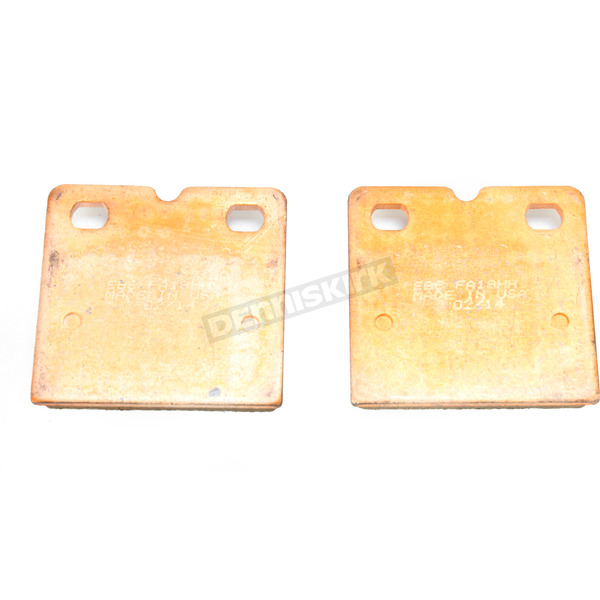 Sintered Metal Brake Pads - 1721-1946