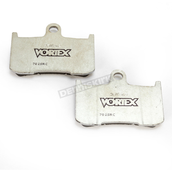 Vortex Superbike Racing Carbon Brake Pads - 782SRC