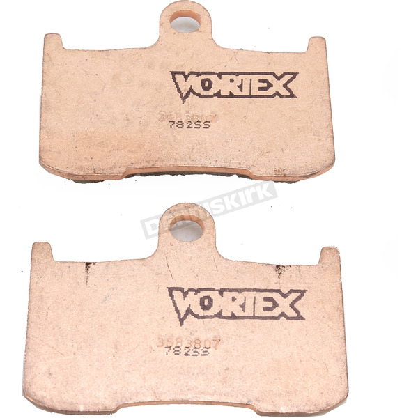 Vortex Superbike Sintered Brake Pads - 782SS