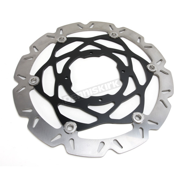 EBC Yamaha SMX Carbon Look Brake Rotor Kit - SMX6728