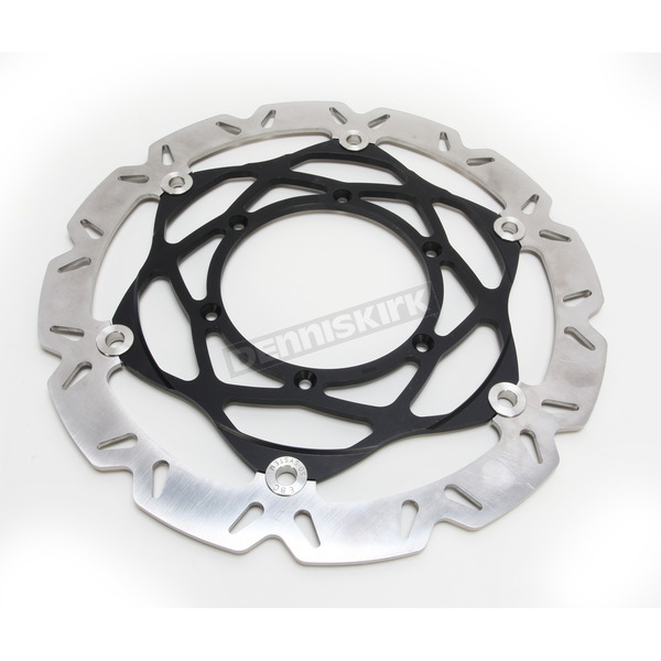 EBC Yamaha SMX Carbon Look Brake Rotor Kit - SMX6028