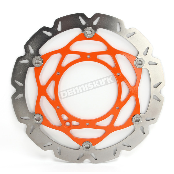 EBC KTM SMX Carbon Look Brake Rotor Kit - SMX60ORG