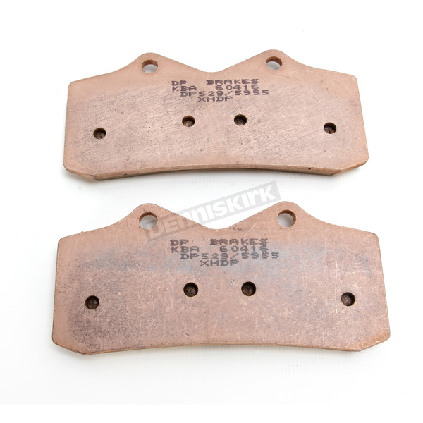 DP Brakes Sintered Metal Brake Pads - DP529
