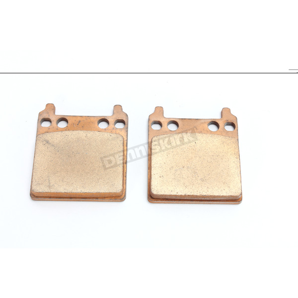 Drag Specialties Premium Sintered Metal Brake Pads for Performance Machine 162 x 2 Caliper - 1721-2477