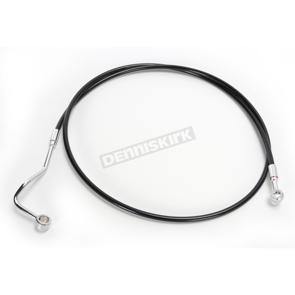 Magnum Black XR Stainless Extreme Response ABS Upper Brake Line Kit - +4