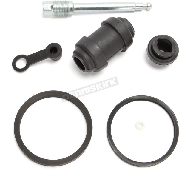Parts Unlimited Rear Brake Caliper Rebuild Kit - 1702-0333