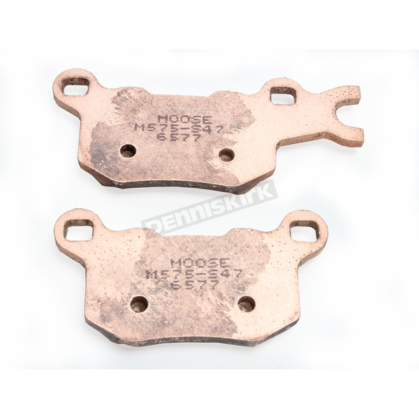 Moose XCR Sintered Metal Brake Pads - 1721-2498