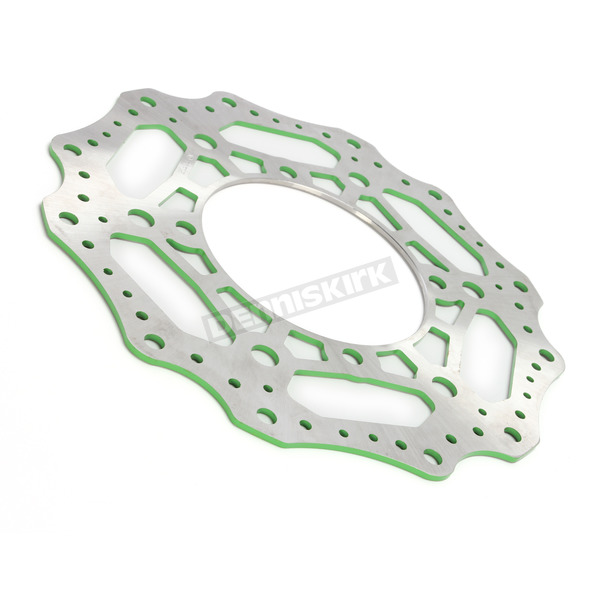 Moose Green Front RFX Rotor - 1711-1367