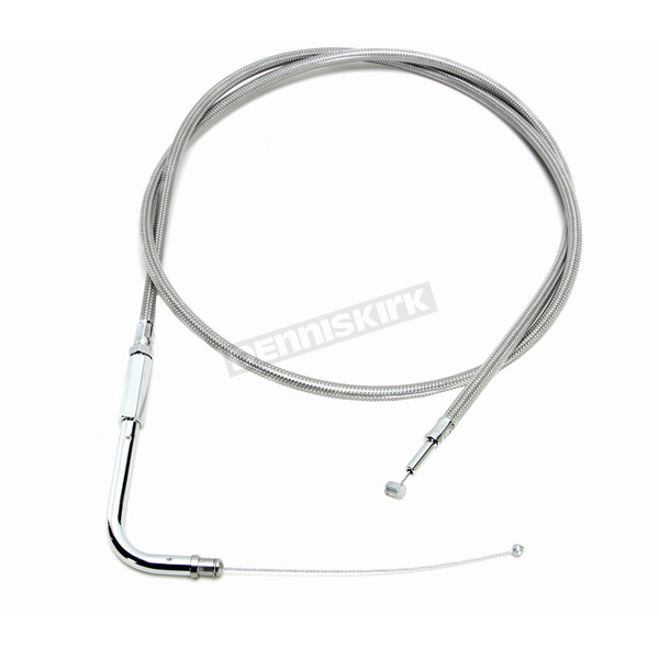 Stainless Steel XR Throttle Cable - XR5332150