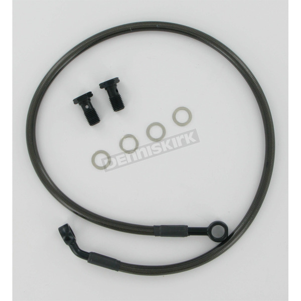 Goodridge Carboline Sportbike/Cruiser Brake Hose Kit - SU2573-1RD