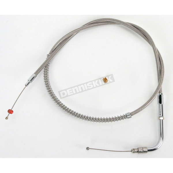 Barnett 34 in. Stainless Steel Throttle Cable - 102-30-30025-03
