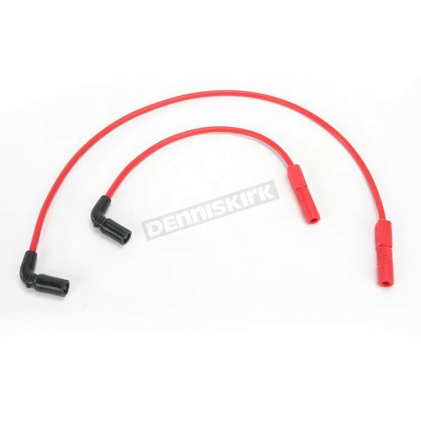 Accel Red 8mm Plug Wire Set - 171111-R