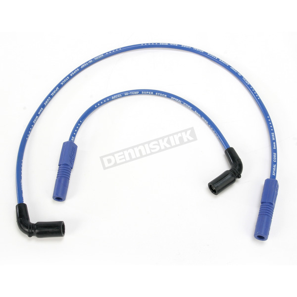 Accel Blue 8mm Plug Wire Set - 171111-B