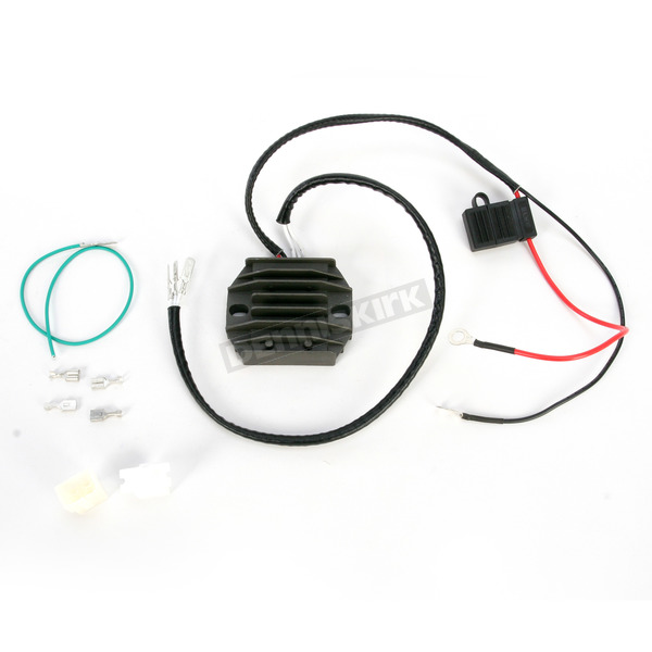 Ricks Motorsport Electrics Rectifier/Regulator - 10-135H