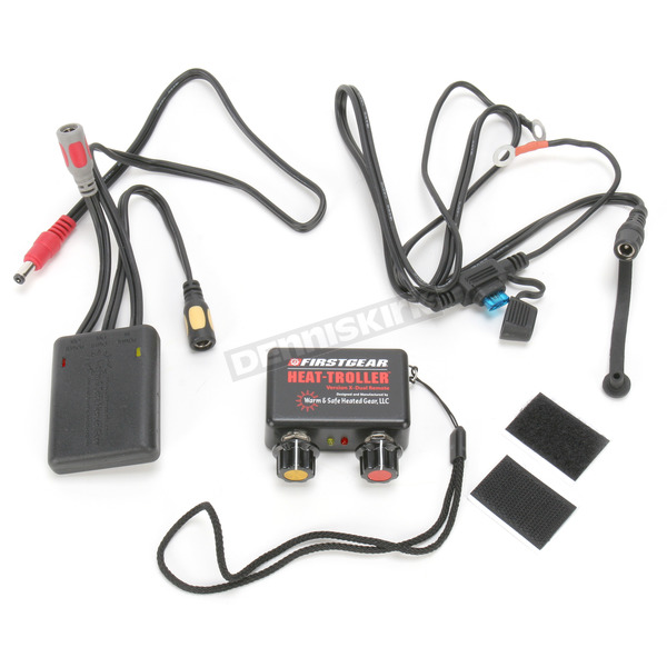 Firstgear Dual Remote Control Heat-Troller Kit - 512971