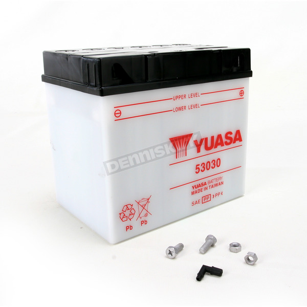 Yuasa Yumicron High Powered 12-Volt Battery - YUAM2230B