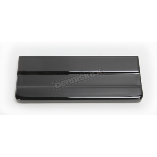 Drag Specialties Black Battery Cover - 2113-0500