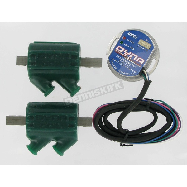 Dynatek 2000I Dual-Plug/Single-Fire Electronic Ignition Kit - D2KI-3P