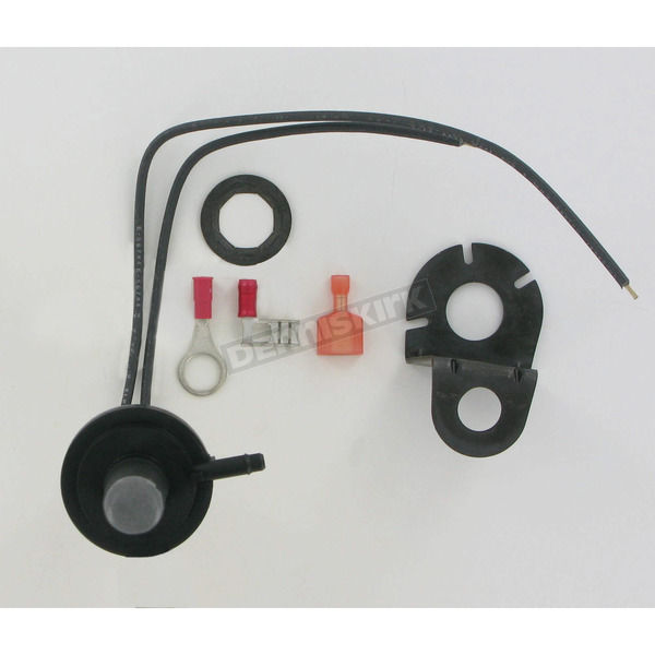 Drag Specialties Vacuum 4 in. Operated Electrical Switch (VOES) - 2101-0009