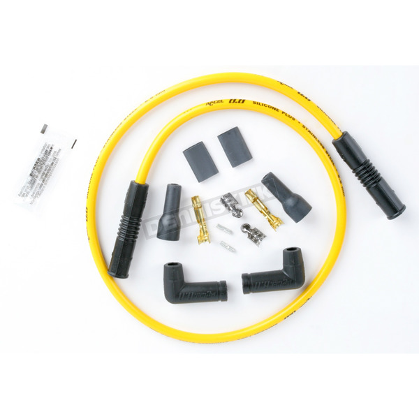 Accel 2 Cylinder Plug Wire Kit - 170083