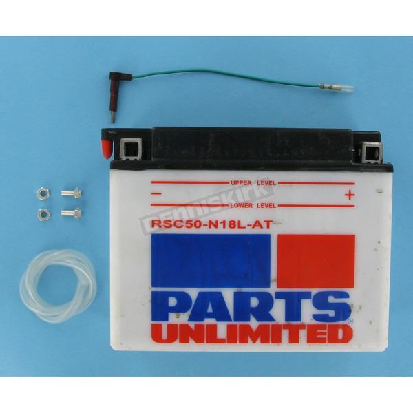 Heavy Duty 12-Volt Battery w/ Sensor - RSC50N18LAT