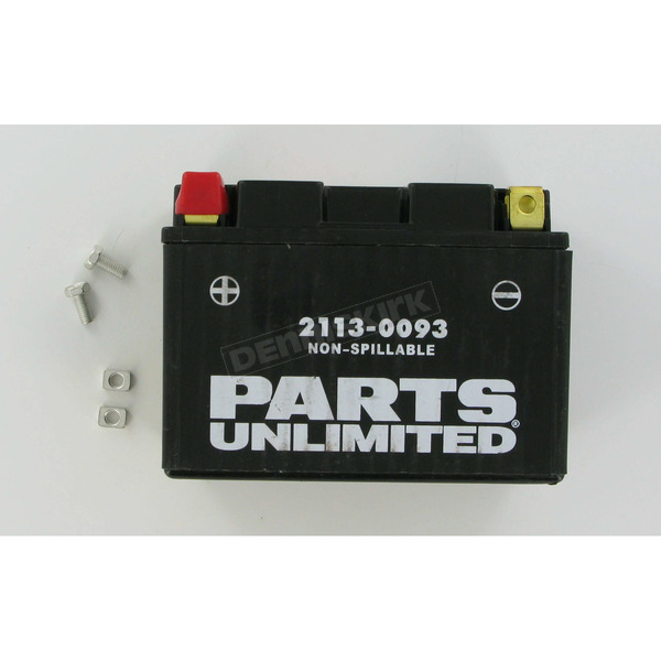 AGM Maintenance Free 12-Volt Battery - 21130093