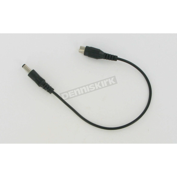 Heat Demons 12 in. Male DC/RCA Harness - 210086