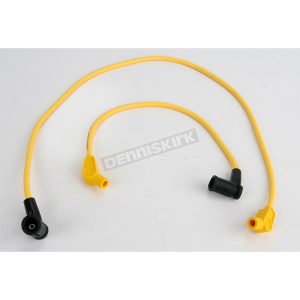 Sumax 8mm Yellow Plug Wires - 20436