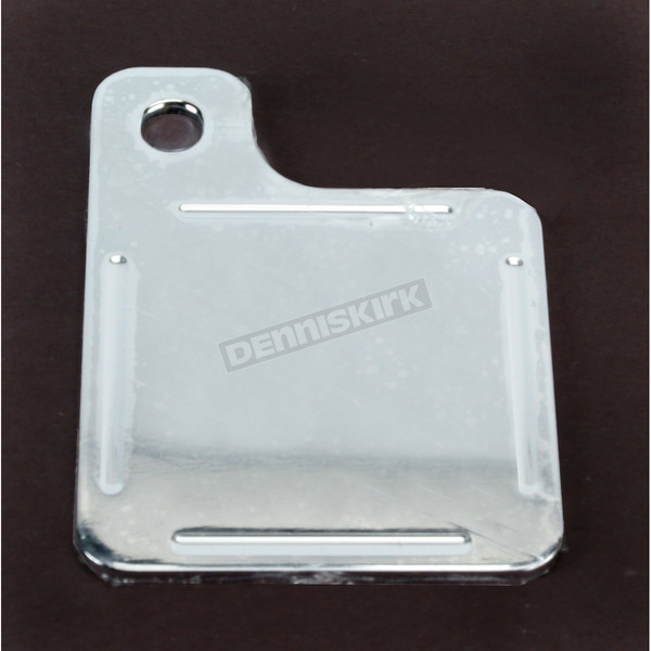 Ball Mill Inspection Tag Plate - NIL-INS 1