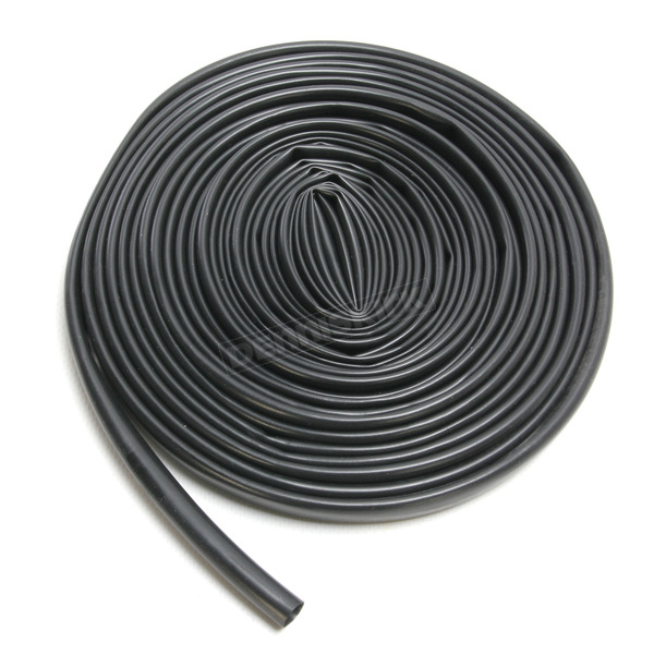 Drag Specialties Black .375 in.-.188 in.Shrink Tubing - DS-305194